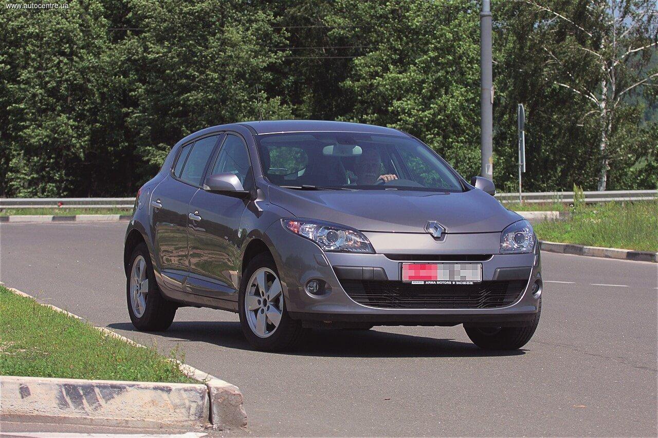 Тест-драйв Renault Megane III: Из двоечника – в хорошисты