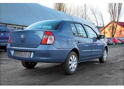 На кузове даже самых старых Symbol пока еще нет очагов ржавчины – настолько надежно автомобиль защищен от коррозии.