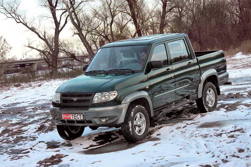 18. UAZ Pickup: Грузовичок.  200…