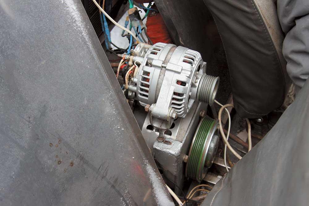 Двигатель для самодельного генератора