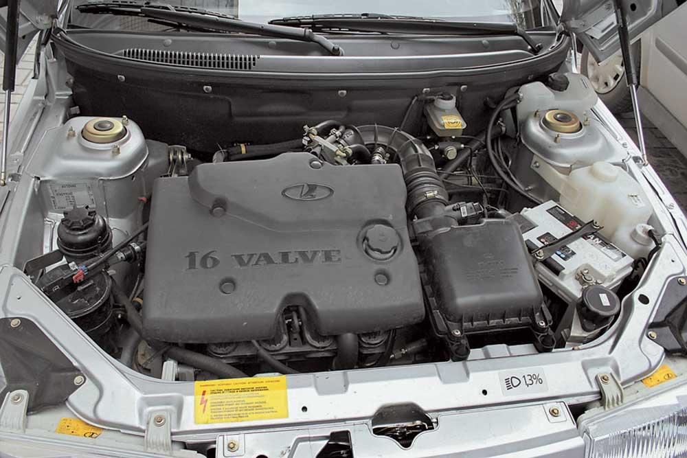 Фото №16 - где стоит регулятор давления топлива ВАЗ 2110 16 клапанов