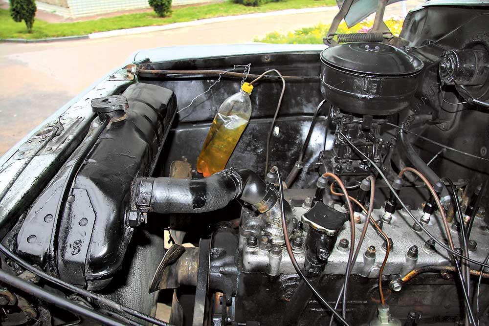 Ремонт двигателя газ 51 своими руками