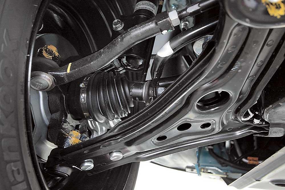 Рулевые тяги у Aveo