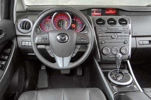 Mazda CX-7: цена, технические характеристики, фото