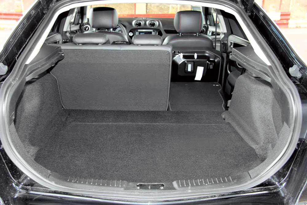 Форд мондео фото багажника