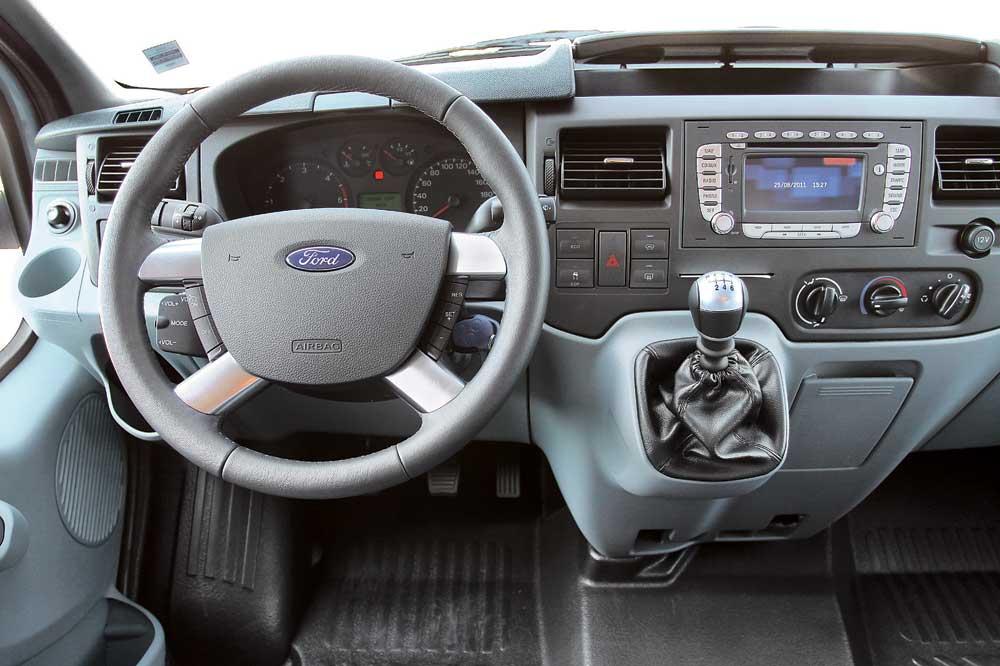Фото форд транзит 2007