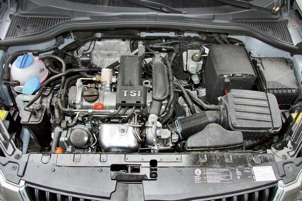 Как самому поменять масло в двигателе шкода октавия