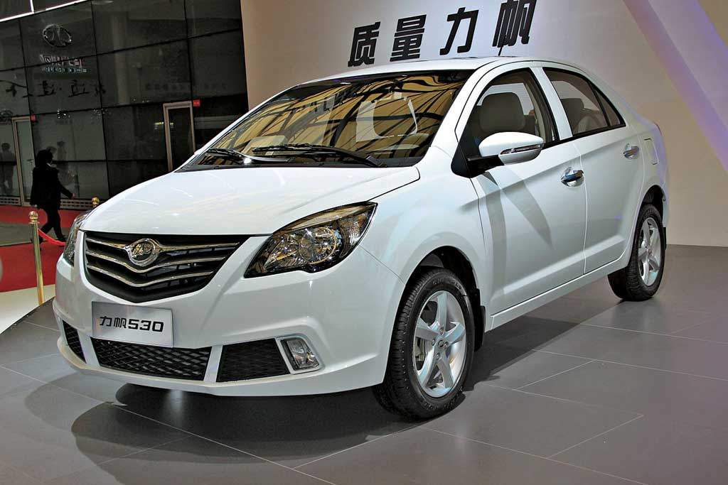 Модельный ряд китайских автомобилей фото