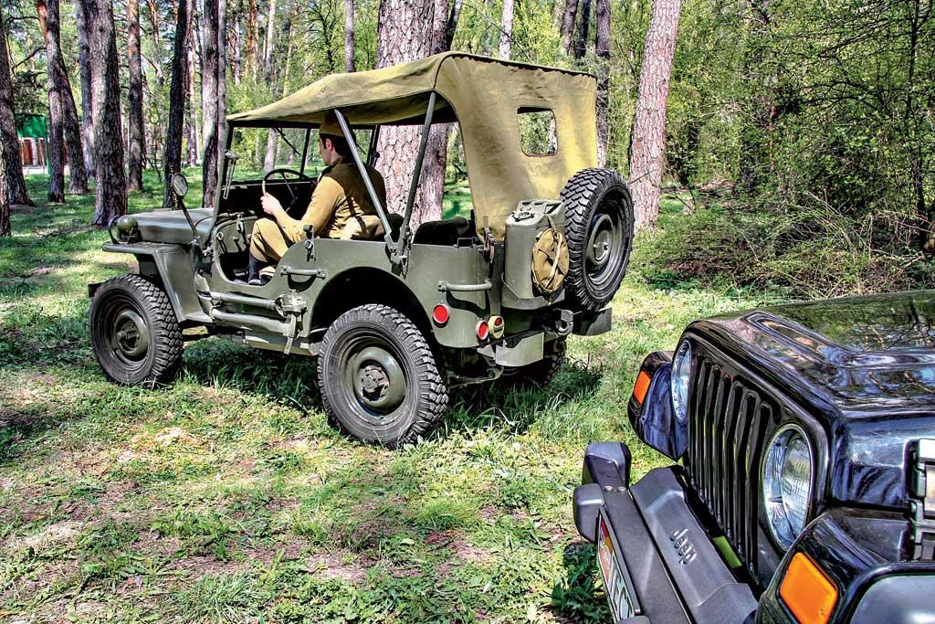 Willys m38 jeep (mc) 1950 201352