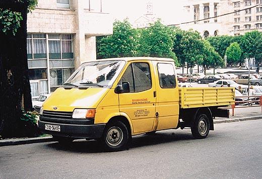 Ford Transit 1986 г.