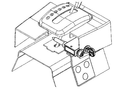 Схема работы замка на АКПП в