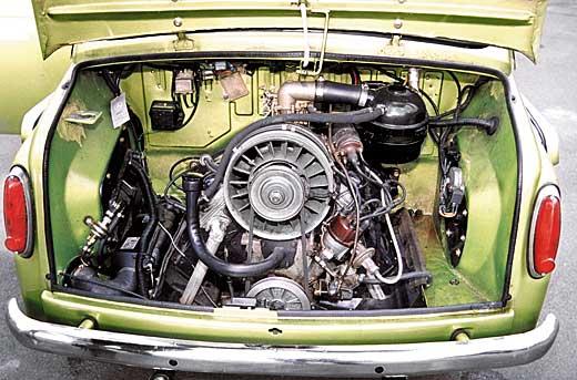 Можно ли на двигатель ЗАЗ-965