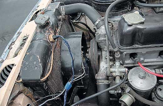 В данном случае на ГАЗ-24