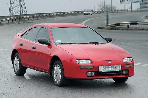 Фото: Разборка Mazda 323F…