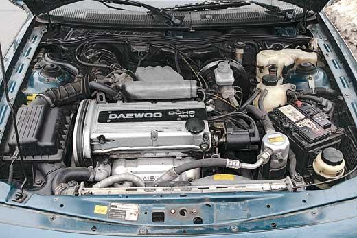 Daewoo Espero (1993 – 99