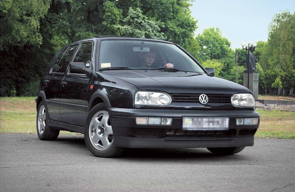 VW Golf III 1992–1998 г.