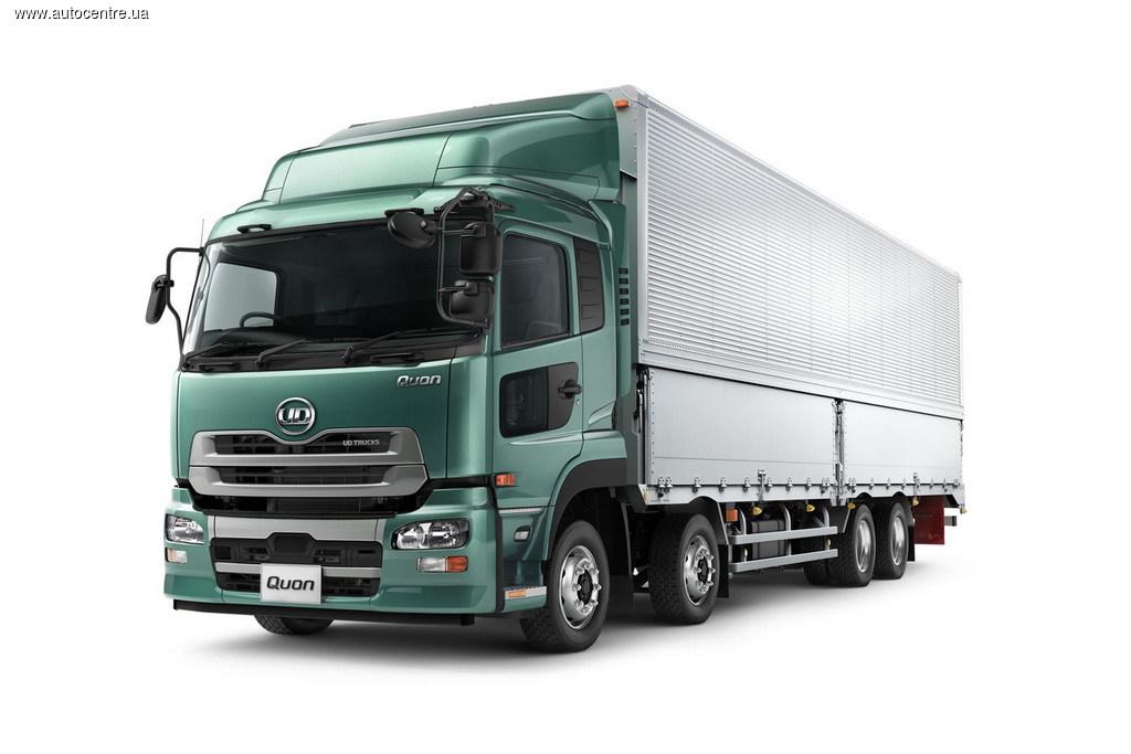 Тягачи UD Trucks Quon