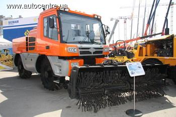 Локомобиль ТМВ-2