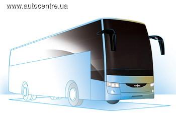 автобус Van Hool EX