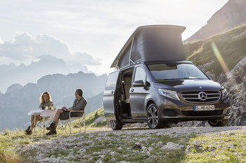 Автокемпер Mercedes-Benz Marco Polo