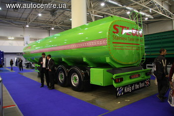 Прицепы Stainless Tank Limited