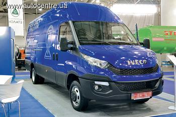 Компания AMAKO: «Фургон 2015 года» уже в Украине