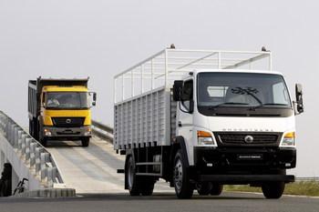 Продукция Daimler India Commercial Vehicles