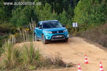 Тест-драйв Suzuki Vitara New: Возвращение к истокам