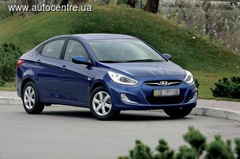 Обзор Hyundai Accent: Хорошего авто должно быть много