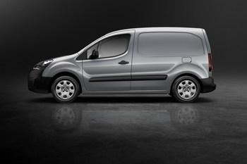 Peugeot обновляет «каблучок» Partner