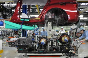 Toyota показала весь процесс рождения водородного седана Mirai