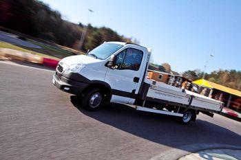 гибридный грузовик iPHEV Iveco Daily
