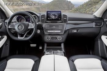 Mercedes ML больше нет. Вместо него – GLE