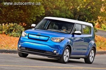 Электромобиль Kia Soul стал Зеленым автомобилем года в Канаде