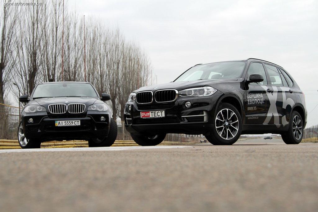 Тест-драйв BMW X5 xDrive25d: Даунсайзинг по-баварски