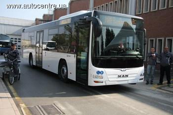 Тест-драйв автобусов MAN и Neoplan (+ ВИДЕО)