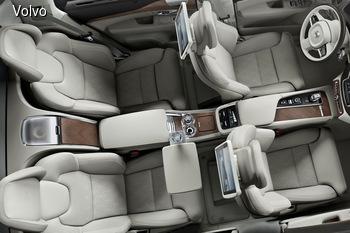 Volvo XC90 потеснит люксовые внедорожники