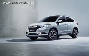 Стали известны подробности о европейской Honda HR-V