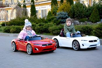 Детский электромобиль Broon F830: Совсем не игрушка