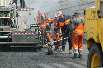На Львовщине начался ремонт дорог