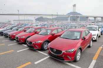 Мировые продажи Mazda выросли до 1,39 млн. единиц