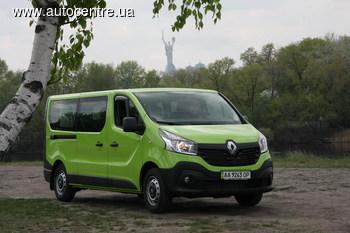 Тест-драйв Renault Trafic третьего поколения (+ВИДЕО)
