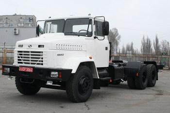 КрАЗ-65053 (6х4)
