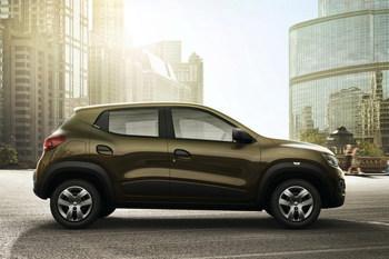 Представлена модель Renault Kwid ценой $5000