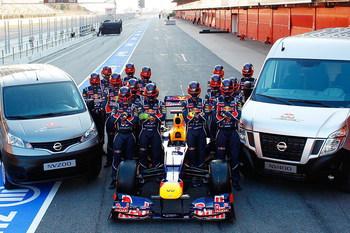 Nissan поможет команде Формулы 1
