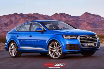 Audi расширит Q-семейство тремя кроссоверами