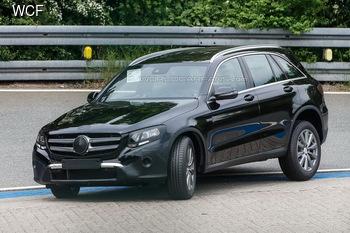 Mercedes-Benz GLC готовится к дебюту