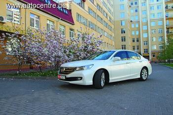 Эксплуатация Honda Accord: И никакой магии