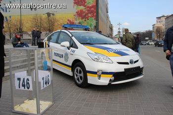 В Киеве начала работу новая патрульная служба