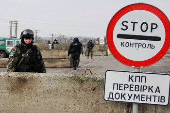 Кабмин утвердил правила въезда в Крым